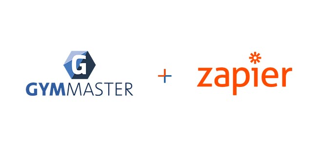 GymMaster's newest integration with Zapier