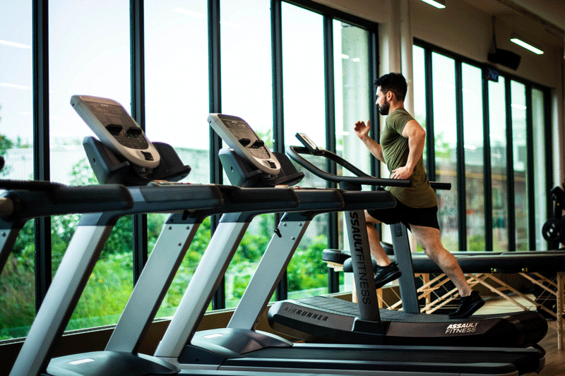 how to run a eco gym more sustainably.