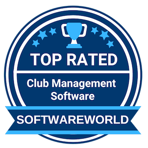SoftwareWorld Club Management Software Award
