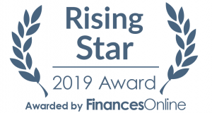 Finances Online Rising Star Award