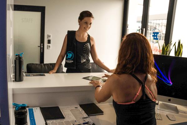 prospecting in GymMaster